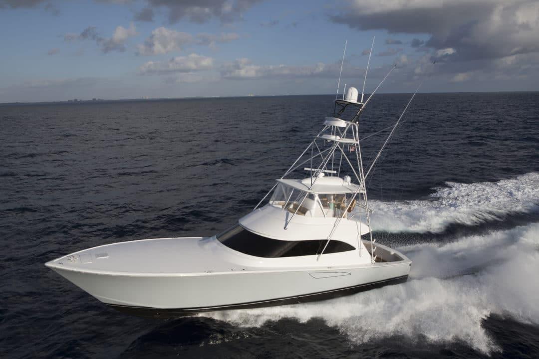 2018 new viking 62 convertible fishing boat for sale for Viking fishing boat