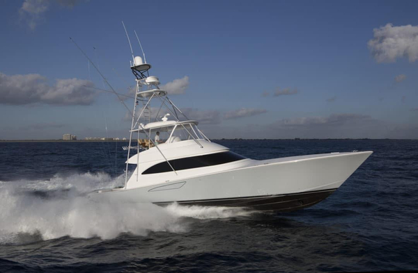 New Viking 62 Convertible Fishing Boat For Sale
