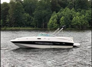 Used Chaparral Sunesta 236 Deck Boat For Sale
