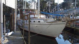 Used Alden Yachts 57 Motorsailer Sailboat For Sale