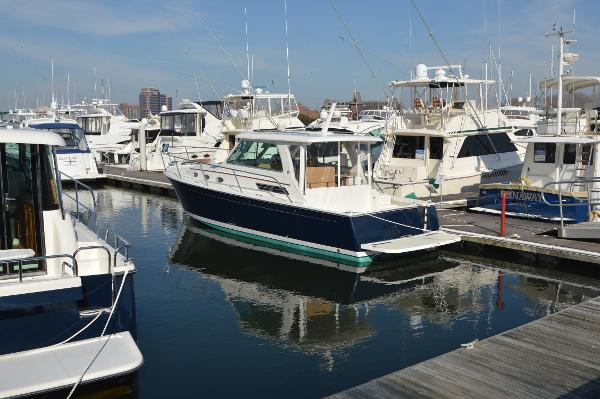 New Back Cove 34 Cruiser Boat For Sale