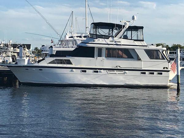 Used Jefferson 52 Marquessa Edh Trawler Boat For Sale