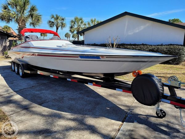 Used Sprint 32- Custom Jet Boat For Sale