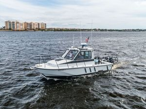 Used Boston Whaler Challenger Dive Boat For Sale