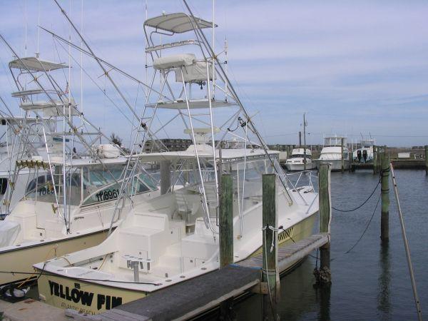 Used Hatteras Slane Express Cruiser Boat For Sale