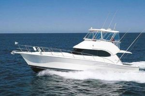 Used Riviera 42 Flybridge Boat For Sale
