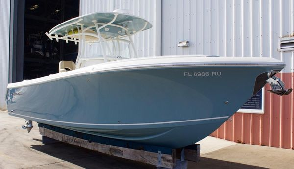 Used Sailfish 270 CC Saltwater Fishing Boat For Sale