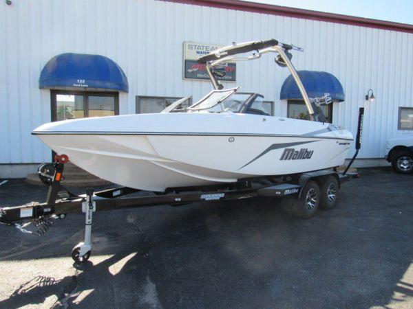 New Malibu 21 VLX Bowrider Boat For Sale