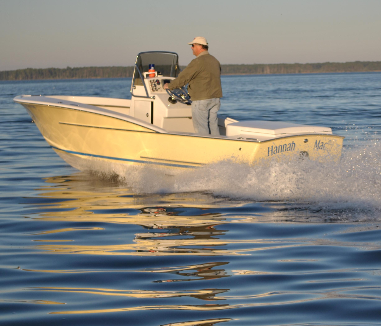 2009 used custom carolina hudson 20 center console center for Used fishing boats for sale in eastern nc
