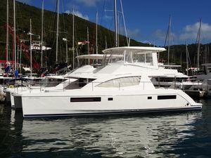 Used Leopard 51 Powercat Power Catamaran Boat For Sale