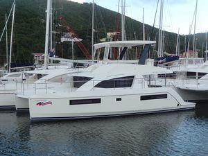 Used Leopard 43 Powercat Power Catamaran Boat For Sale