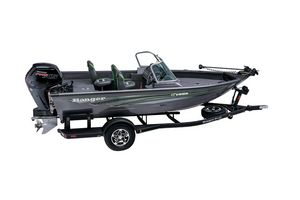 New Ranger VS1682 WT Freshwater Fishing Boat For Sale