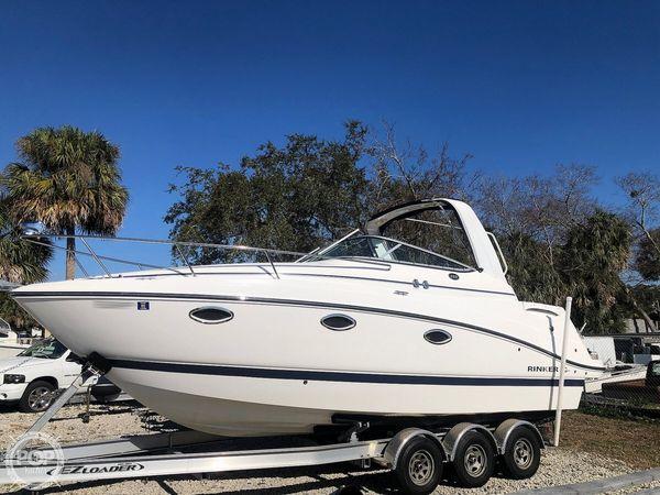 Used Rinker 260 EC Express Cruiser Boat For Sale