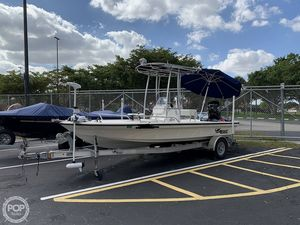 Used Mako 18LTS Center Console Fishing Boat For Sale