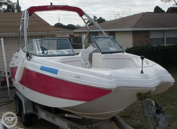 Used Rinker 210 MTX Captiva Bowrider Boat For Sale