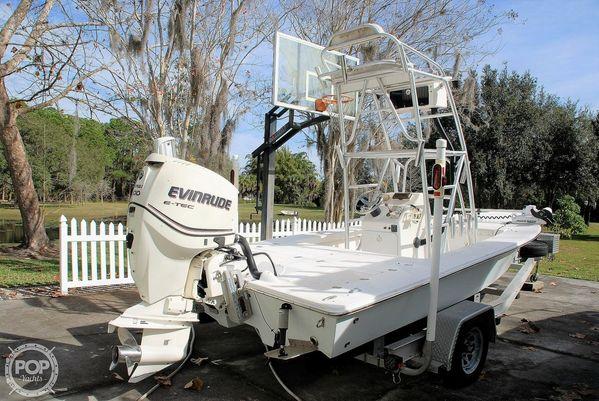Used Atlantic Marine 18 Flats Boat Flats Fishing Boat For Sale