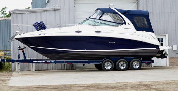 Used Sea Ray 280 Sundancer Cruiser Boat For Sale