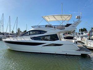 Used Galeon 420 Fly Flybridge Boat For Sale