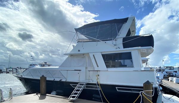 Used Chris Craft Constellation 500 Motor Yacht For Sale