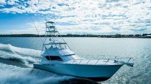 Used Hatteras Sportfish Saltwater Fishing Boat For Sale
