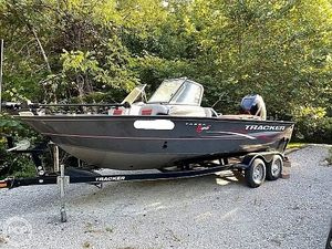 Used Tracker Targa V-20 WT Bass Boat For Sale