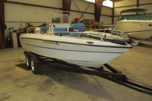 Used Monark Center Console 17 Center Console Fishing Boat For Sale