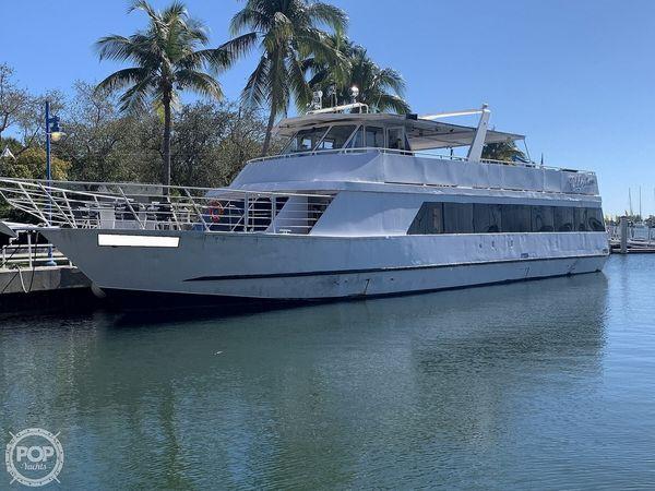 Used Skipperliner Custom 84 Passenger Boat For Sale
