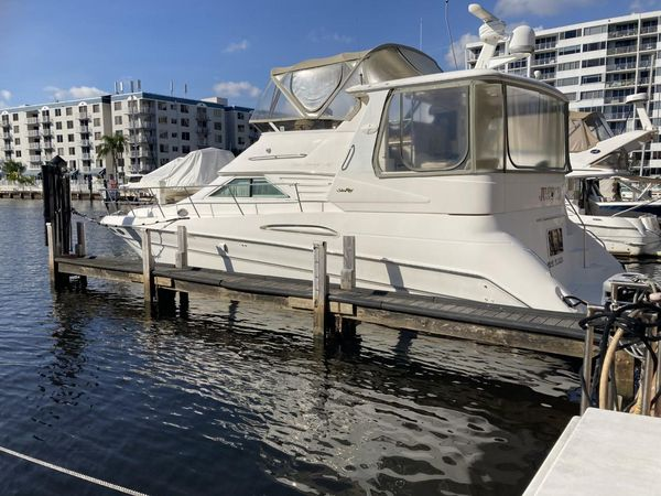 Used Sea Ray 42 Motor Yacht For Sale