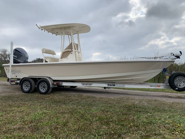 Used Pathfinder 2400 TRS Bay Boat For Sale