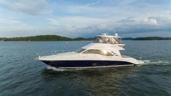 Used Sea Ray 58 Sedan Bridge Motor Yacht For Sale
