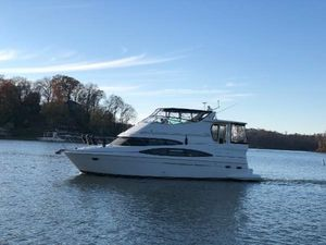 Used Carver 466 Motor Yacht Cruiser Boat For Sale