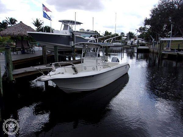 Used Sea Fox 257 CC Center Console Fishing Boat For Sale