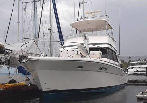 Used Riviera Platinum 43 Sports Fishing Boat For Sale