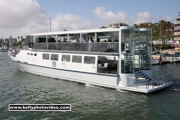 Used Dynamic Excurrision Commercial Boat For Sale