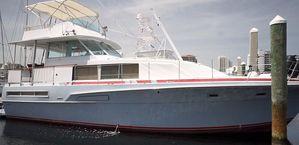 Used Bertram Motor Yacht Flushdeck Motor Yacht For Sale