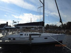 Used Hunter 376 Sloop Sailboat For Sale