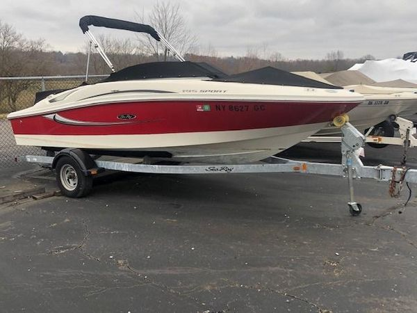 Used Sea Ray 195 Sport Runabout Boat For Sale
