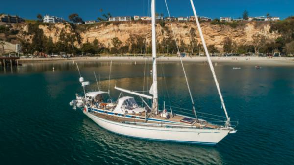 Used Nautor Swan 46 MK1 Racer and Cruiser Sailboat For Sale