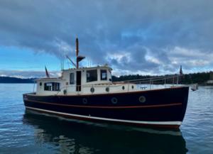 Used Devlin Gollywobbler 38 Tug Boat For Sale