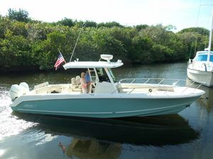 Used Boston Whaler Outrage 33 Center Console Fishing Boat For Sale
