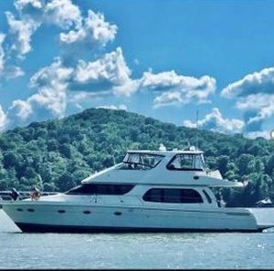 Used Carver 56 Voyager Pilothouse Boat For Sale