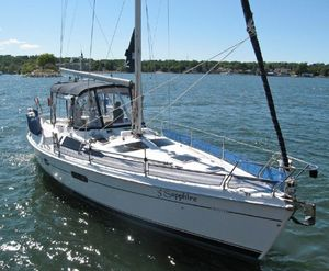 Used Hunter Passage 420 Cruiser Sailboat For Sale