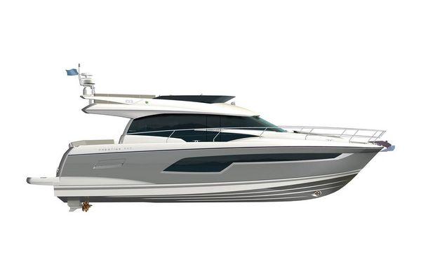 New Prestige 520 Flybridge Boat For Sale