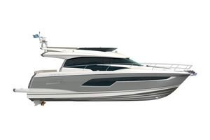 New Prestige 520 Flybridge Boat For Sale