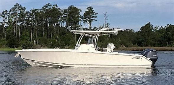 New Jupiter 30 FS Center Console Fishing Boat For Sale
