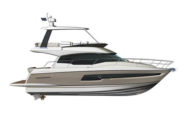 New Prestige 460 Flybridge Boat For Sale