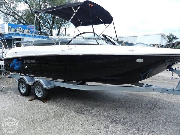 Used Bayliner Element E21 Bowrider Boat For Sale