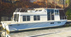 Used Holiday Mansion Barracuda House Boat For Sale
