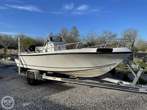 Used Mako 191 C Center Console Fishing Boat For Sale