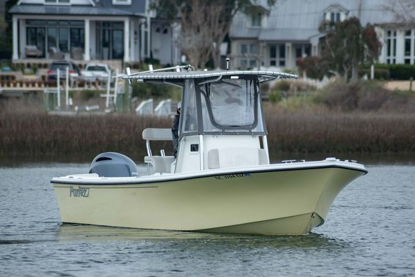 Used Parker 23 Special Edition Center Console Fishing Boat For Sale